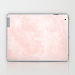 Pink Coral Marble Laptop & iPad Skin