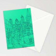 London! Mint Stationery Cards