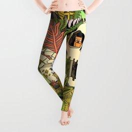 The Jungle Leggings