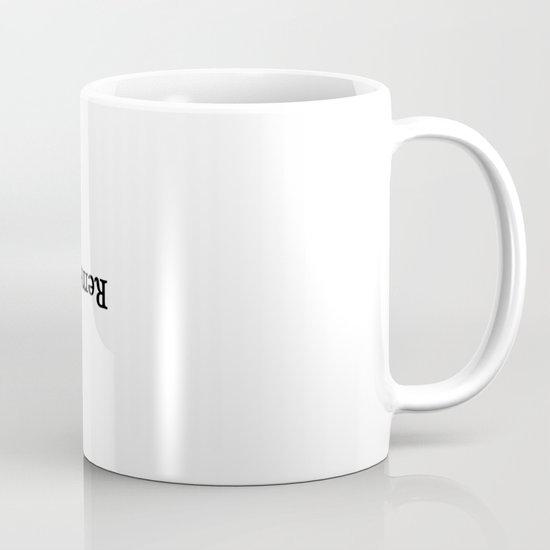 Remember to be happy. Mug