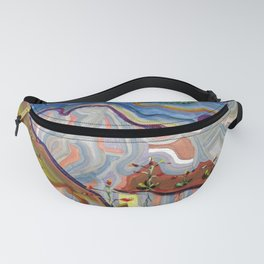 Earth Changes 1985 Fanny Pack