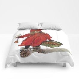 Iduna and Her Magic Apples Comforters