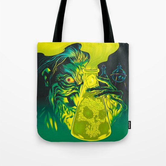 MAD SCIENCE! Tote Bag
