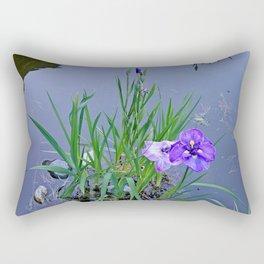 SF Japanese Tea Garden Study 22 Rectangular Pillow