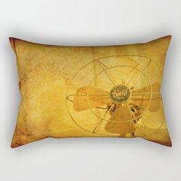 The Real Diehl Rectangular Pillow