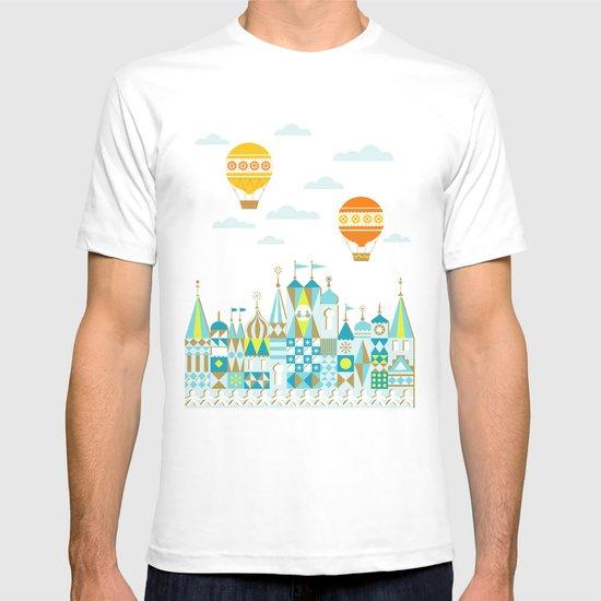 Small Magic white T-shirt