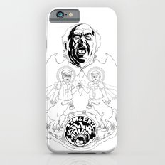 Two Horses, Tim and Eric (B&W) Slim Case iPhone 6s