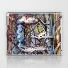 Clouds in the Trees Laptop & iPad Skin
