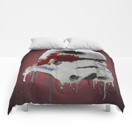 Never Forget (No Text Edition) Comforters