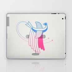 The Egotists (Greater Bird of Paradise) Laptop & iPad Skin