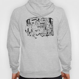 The Great Escape Hoody