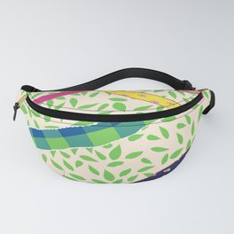 Meena's party in the park Fanny Pack