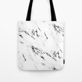 Classic Marble Tote Bag