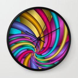 fractal geometry -107- Wall Clock