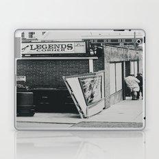 The Legends Corner Laptop & iPad Skin