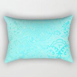 Mandala Creation 10 Rectangular Pillow