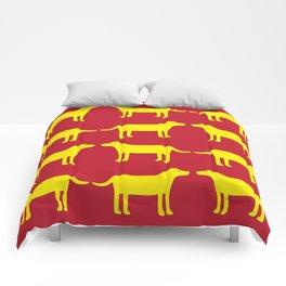 Labrador gul Comforters
