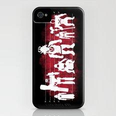Plastic Villains  iPhone (4, 4s) Slim Case