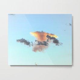 """""""Mushroom Cloud"""" by Murray Bolesta! Metal Print"""