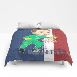 Kevin the Goalkeeper Comforters