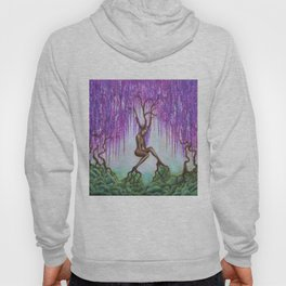 Whispers of Wisteria Hoody