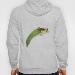 Fishy courgette Hoody