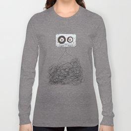 Analog Unravelled Long Sleeve T-shirt