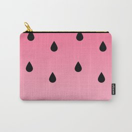 Watermelon Vibes Carry-All Pouch