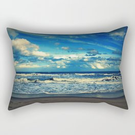 Endless Song of the Ocean Rectangular Pillow
