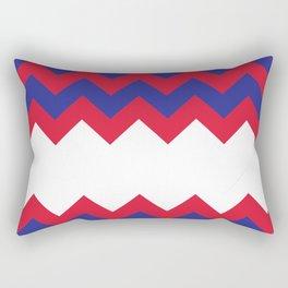 Charlies jumper. Rectangular Pillow