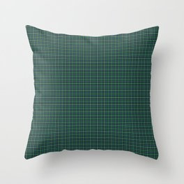 Arbuthnott Tartan Plaid Throw Pillow