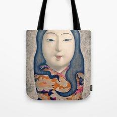 Matrioska japonesa Tote Bag