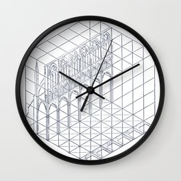 Facade Wall Clock