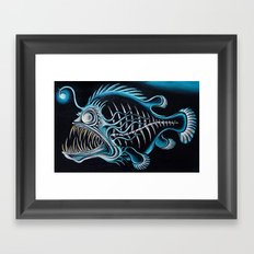 Beauty From The Dead Deep Framed Art Print