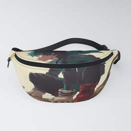 All Might and Izuku Fanny Pack