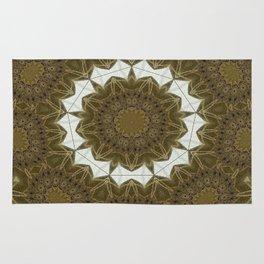 Fractal Carpet Mandala 42 Rug