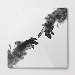 I'm looking for you too. Metal Print