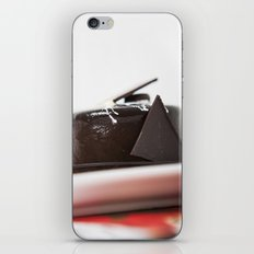 chocolate mouse iPhone & iPod Skin