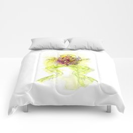 Candy Dissection Comforters
