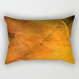 Many-faceted... Rectangular Pillow