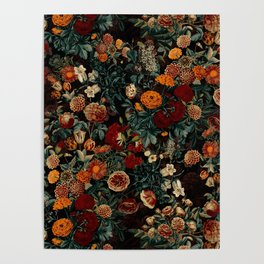 EXOTIC GARDEN - NIGHT XXI Poster