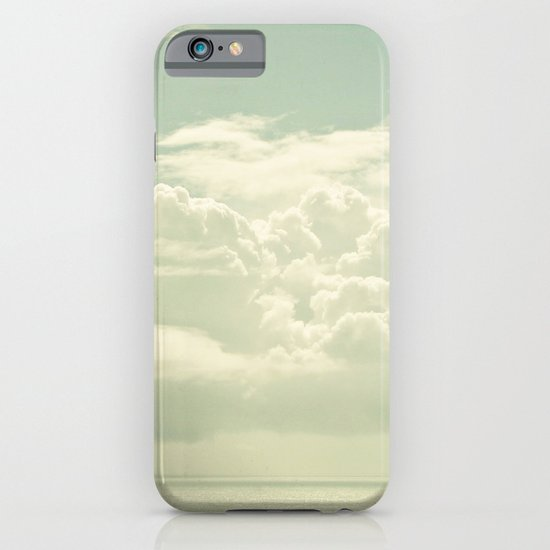 As the Clouds Gathered iPhone & iPod Case
