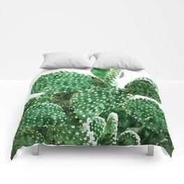 Velvet Cactus Comforters
