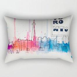 Toronto Harbour Rectangular Pillow
