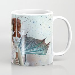 Space Siren: Mermaids of the Sky Coffee Mug