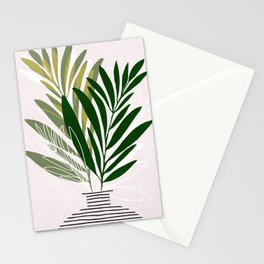 Olive Branches / Contemporary Botanical Art Stationery Cards