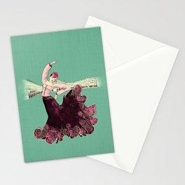 Flamenco Stationery Cards