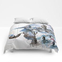 Mr. Sherlock Comforters