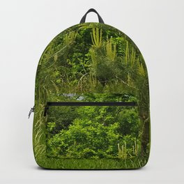 Pine and Green Meadow Backpack