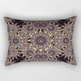 Refined Ornament Rectangular Pillow
